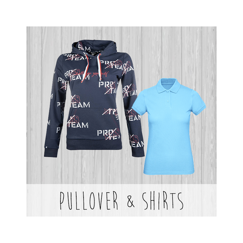 Pullover & Shirts