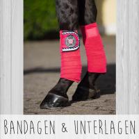 Bandagen & Unterlagen