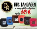 BR HHS Fleecebandagen