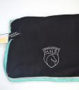 BR HHS Fleece Abschwitzdecke Event black-new mint