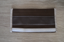 Noseband brown-brown